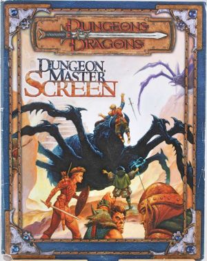 Dungeon Master Screen