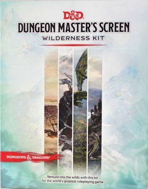 Dungeon Master´s Screen Wilderness Kit