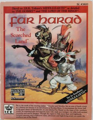 Far Harad the Scorched Land