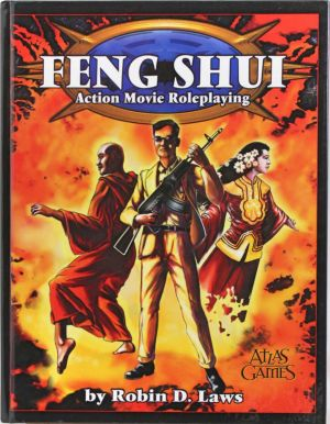 Feng Shui Action Movie Roleplaying