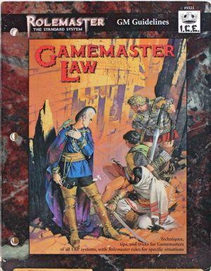 Gamemaster Law