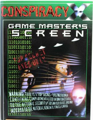 Game Master's Screen