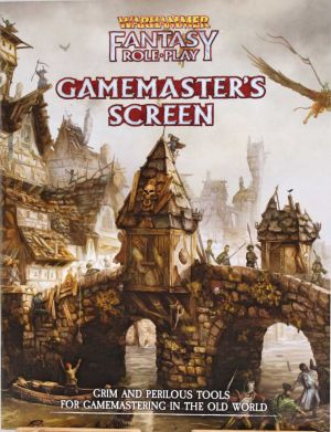 Gamemaster's Screen