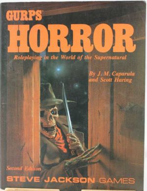 Horror Second Edition