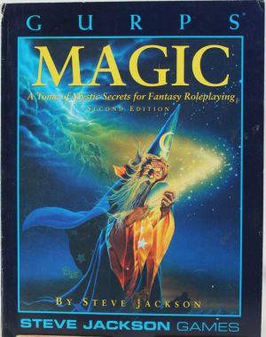 Magic Second Edition