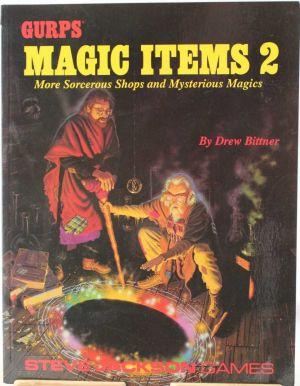 Magic Items 2