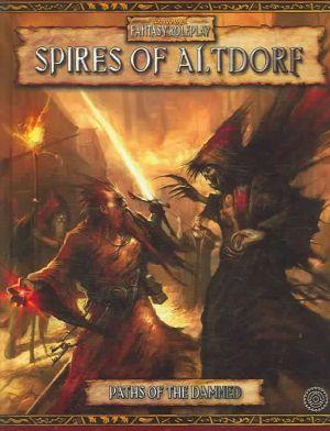 Spires Of Altdorf | Warhammer Fantasy Roleplay