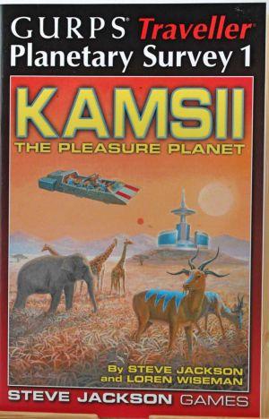 Planetary Survey 1: Kamsii