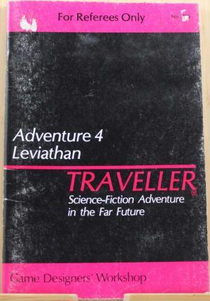 Adventure 4: Leviathan