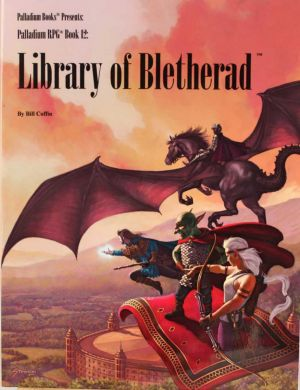 Library of Bletherad