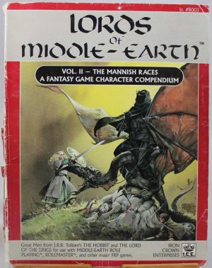 Lords of Middle-Earth Vol II The Mannish Races