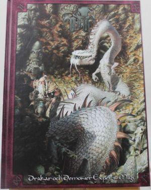 Drakar och Demoner: Magi   Drakar och demoner: Trudvang   Riotminds