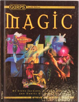 Magic 4:e edition
