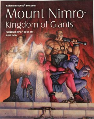 Mount Nimro - Kingdom of Giants