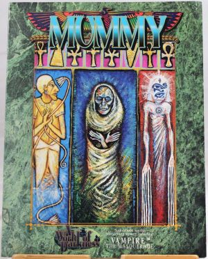 Mummy 1:st Edition