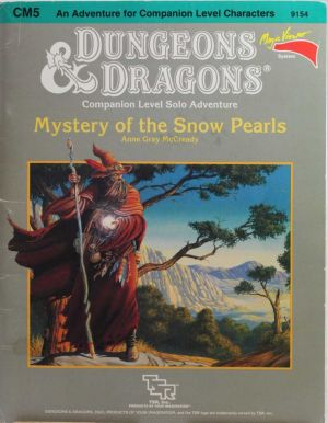 Mystery of the Snow Pearls