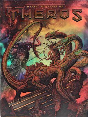 Mythic Odysseys of Theros (Alt Cover)