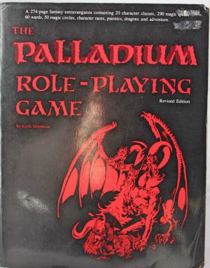 The Palladium Role-playing Game
