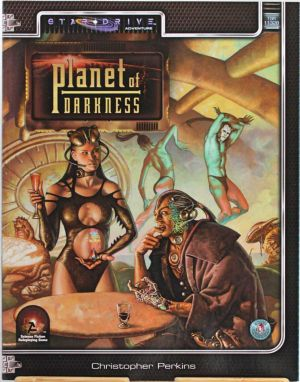 Planet of Darkness