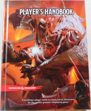 Players Handbook DnD5