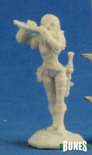 Anwyn, Female Bard