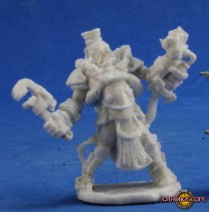 Decker Lungstampf, Steampunk Hero