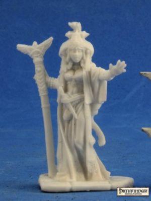 Alahazra, Iconic Oracle