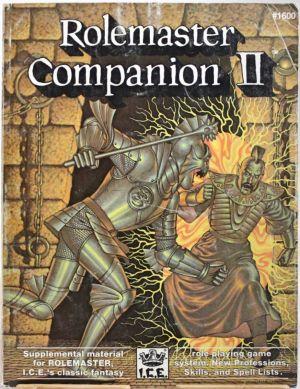 Rolemaster Companion II