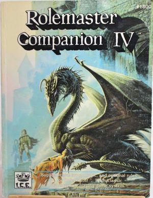 Rolemaster Companion IV