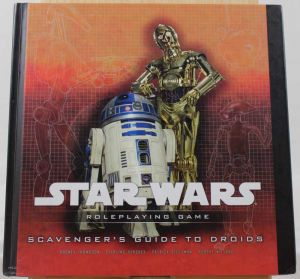Scavenger´s guide to droids