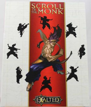 Scroll of the Monk