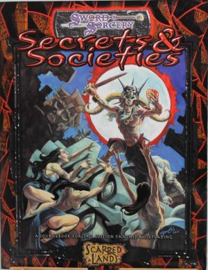 Secrets & Societies