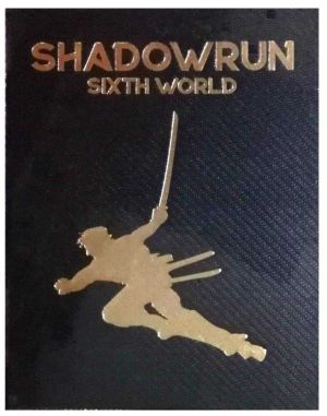 Shadowrun Sixth World Limited Edition