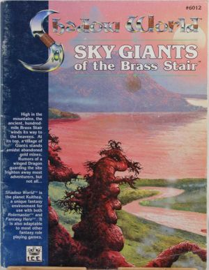 Sky Giants of the Brass Stair