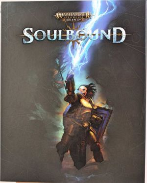 Warhammer Age of Sigmar: Soulbound Rulebook Collector Ed