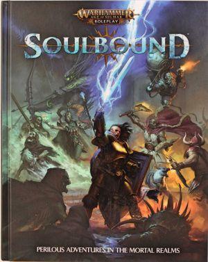 Warhammer Age of Sigmar: Soulbound Rulebook