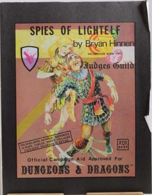 Spies of Lightelf