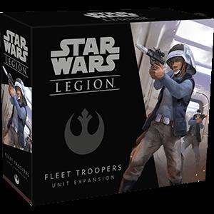 Fleet Tropper Unit Expansion