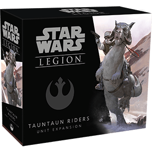 Tauntaun Riders Unit Expansion