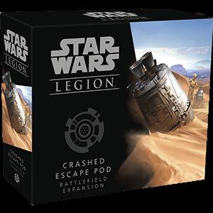 Crashed Escape Pod Battlefield Expansion