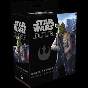 Rebel Troppers Upgrade Expansion
