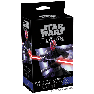 Darth Maul and Sith Probe Droids Operative Expansion