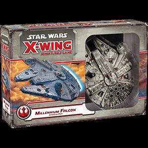 Millennium Falcon  (Begagnad, ny i förpackning)