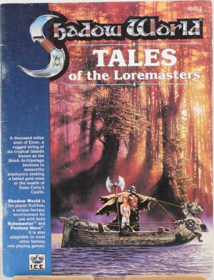 Tales of the Loremaster