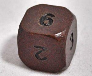 T6 röd metal