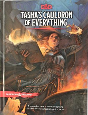 Tasha´s Cauldron of Everything