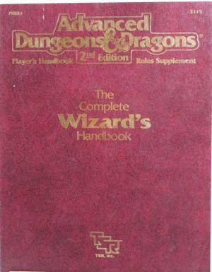 The Complete Wizard's Handbook