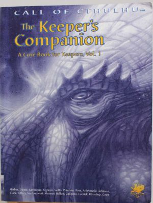 The Keeper's Companion