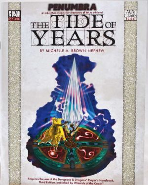 The Tide of Years