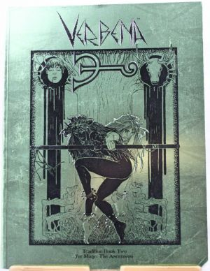Verbena Tradition Book